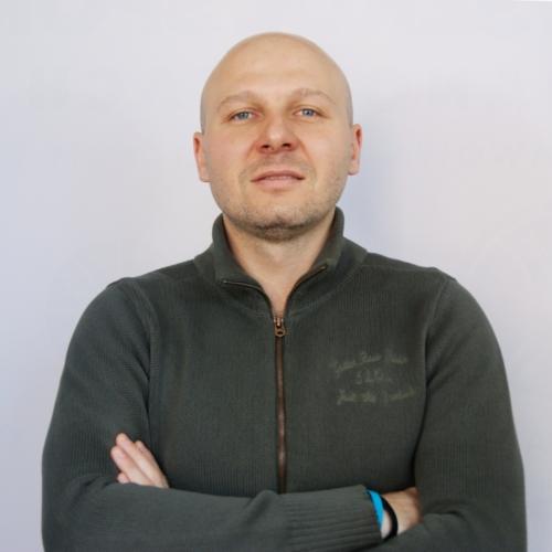 Alan Polok</p>WF, trener siatkówki