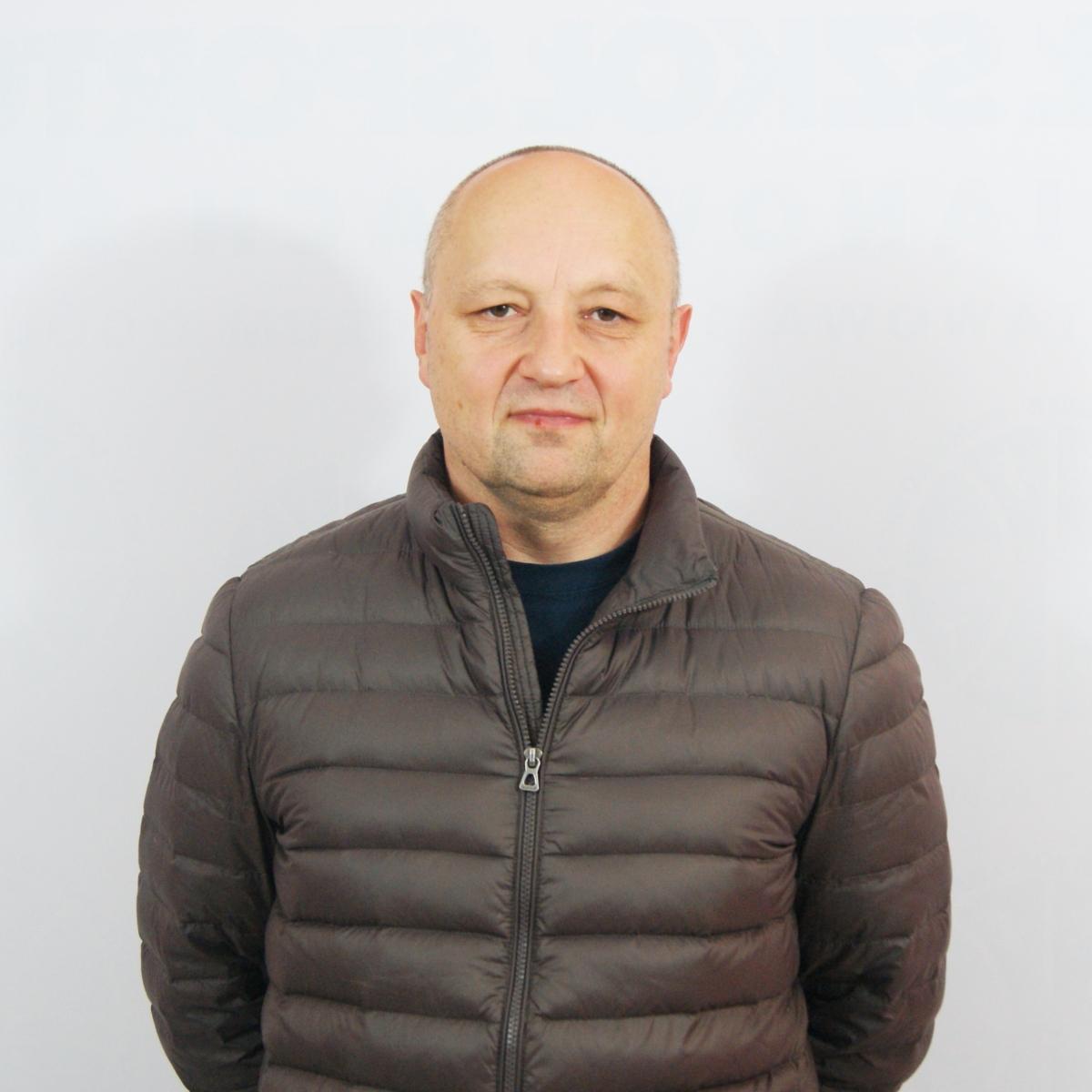 Andrzej Manecki</p>trener karate