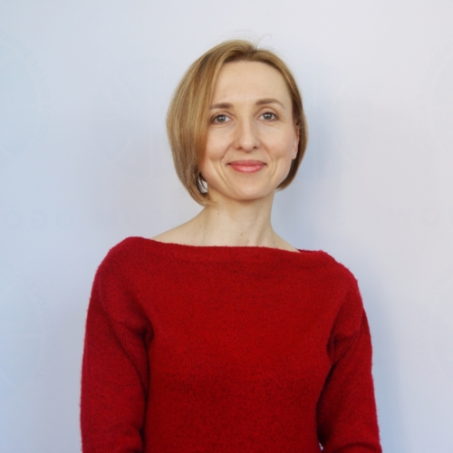 Anna Wieczerniak</p>zajęcia artystyczne