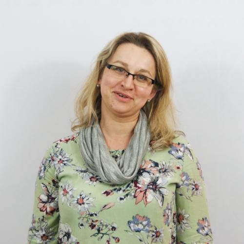 Joanna Sławińska</p>język polski