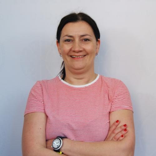 Karolina Cichońska</p>trener pływania