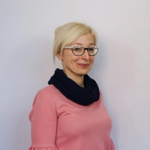 Magdalena Wilk-Konieczna</p>nauczyciel wspomagający