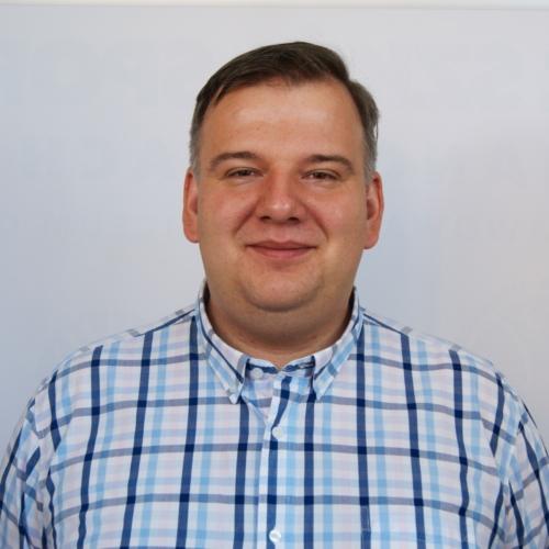 Radosław Szymański</p>Wicedyrektor ZSS</p>Nauczanie początkowe