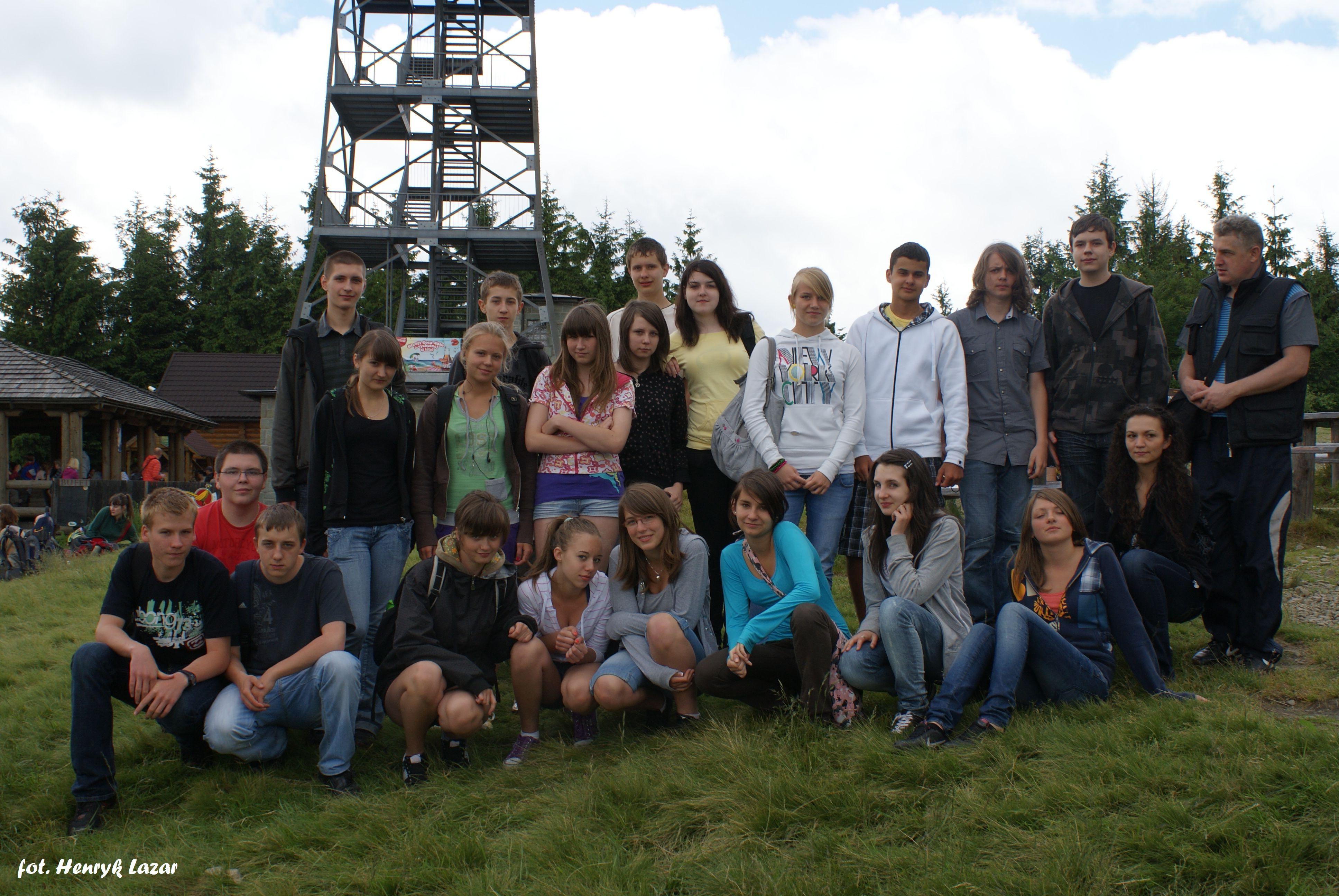 Wycieczka do Ustronia 2010