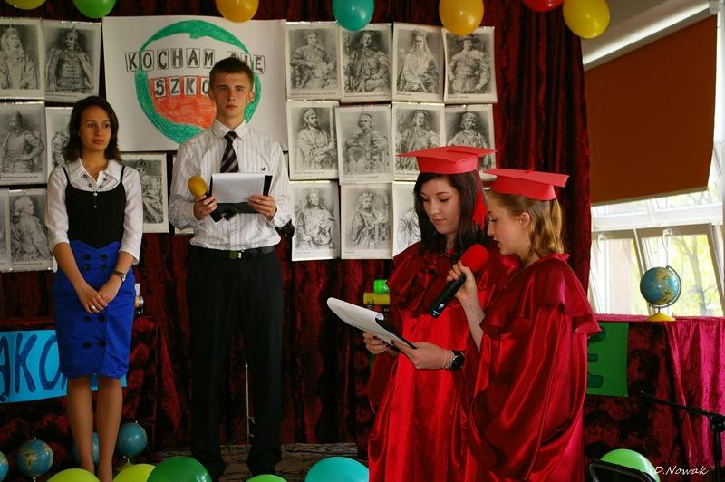 Pożegnanie maturzystów 2011